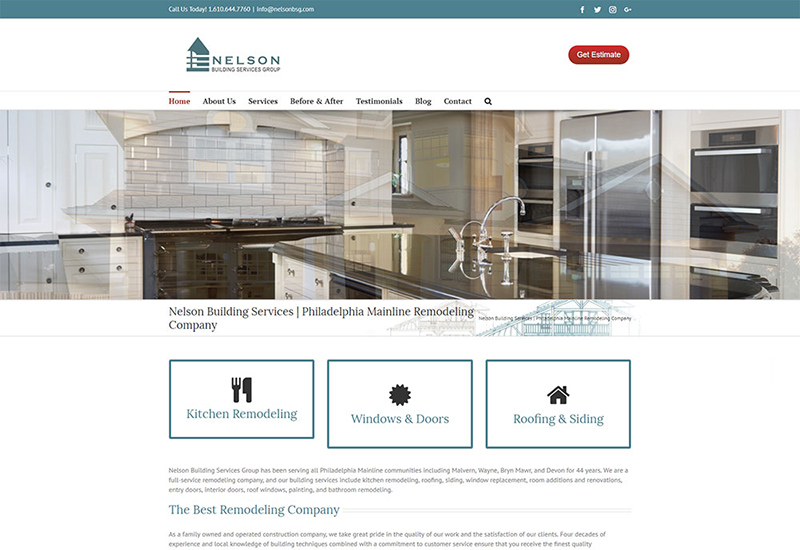 Nelson Building Services Group